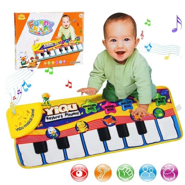 Baby Play Mat Musical Toy