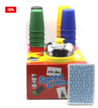 Speed Cups Kids Family Games