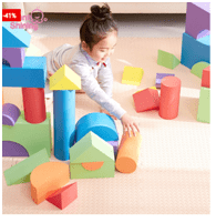 Non-Toxic And Odorless Building Blocks For Kids