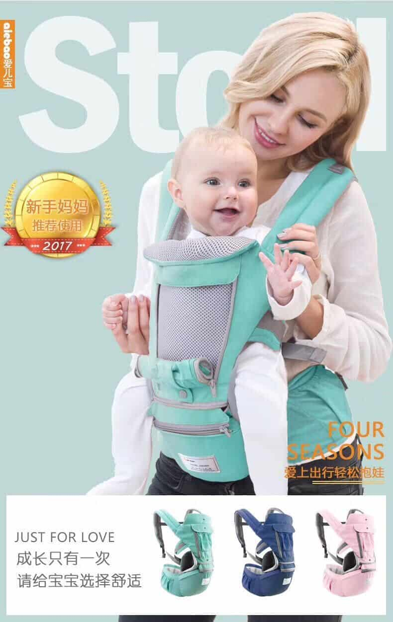 Best Baby Carrier For Newborns And Toddlers
